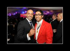 Tommy Sandhu and the Asian Toastmaster