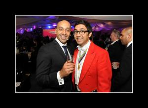 BBC's Tommy Sandhu and the Asian Toastmaster