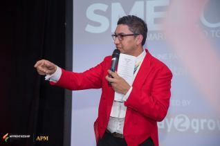 raaj shamji host asian toastmaster mc presenter